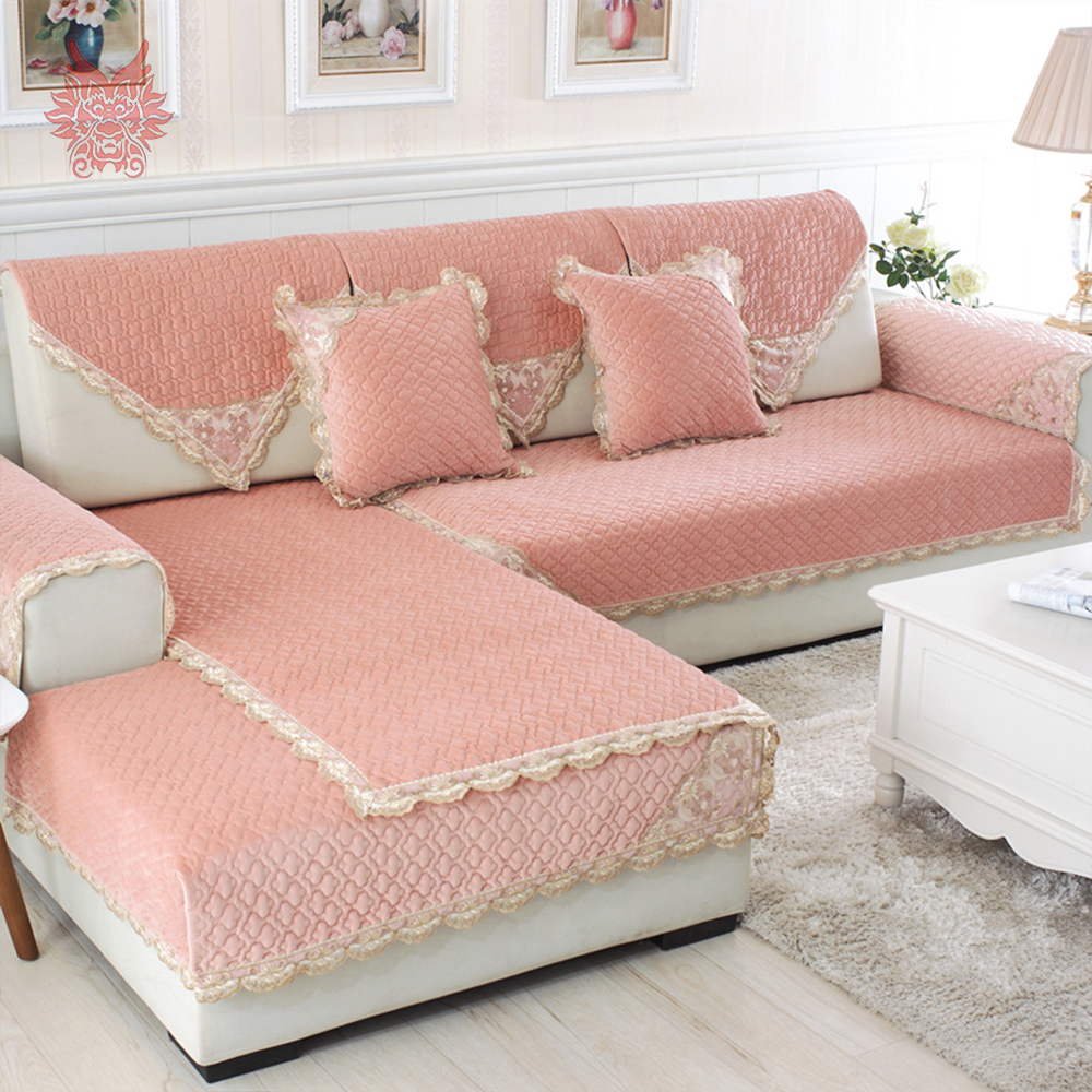 Pink Sofa Cover: Popular Pink Sofa Covers-Buy Cheap Pink Sofa Covers Lots
