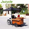 Exquisite mobile coffee kiosk coffee bike electric tricycle coffee