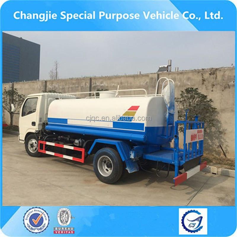 Dongfeng10000 litros tanque de agua de acero inoxidable for Estanque de agua 10000 litros precio