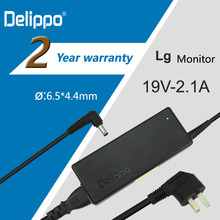 Delippo 19V 2.1A Lcd Led monitor Ac adapter For Lg IPS277L-BN,27EA33V Switch power supply