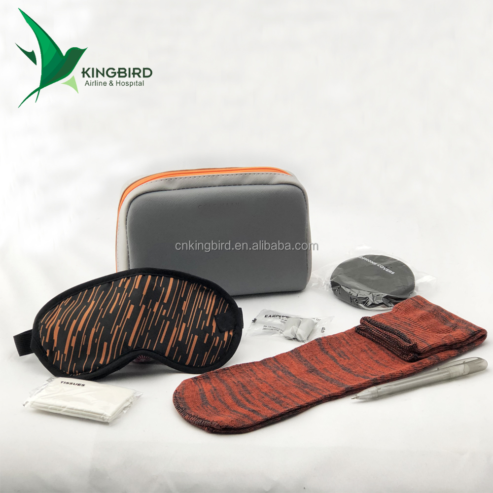 Custom Comfortable Portable Disposable Office Travel Kits
