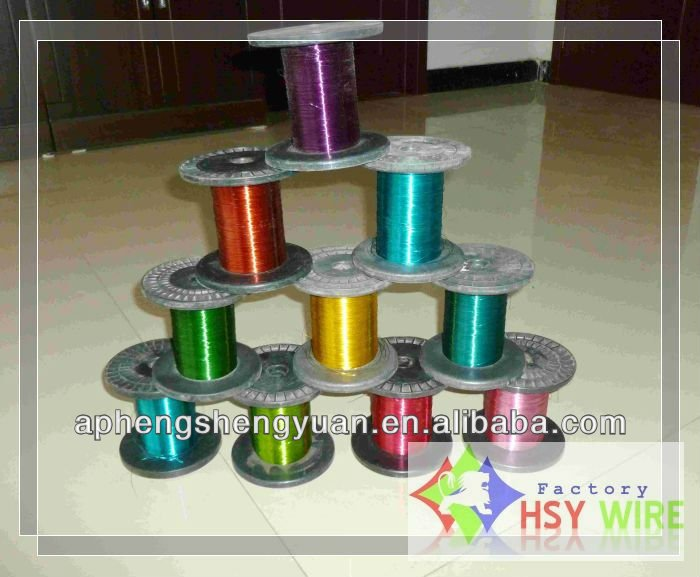 0.4mmMetallic reeled wire