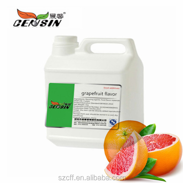 Grapefruit Aroma Concentrated Grapefruit Flavor Liquid Essence