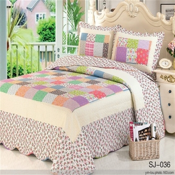 Hot Sale Design 100% COTTON Wholesale Cheap Bed Sheet Sets