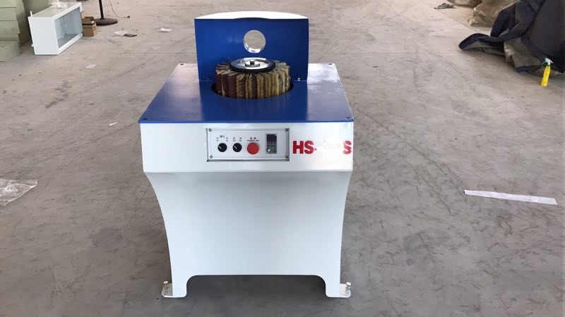 Cheap price woodworking mini wood polishing machine