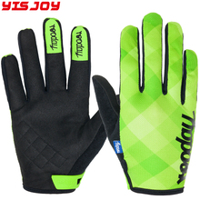 2018 winter cycling gloves full finger downhill bike gloves mtb gloves bike accessories