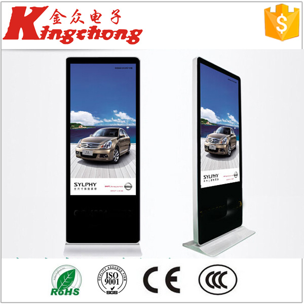Latest design led tv with price transparent lcd screen
