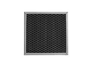 8x24x1 Activated Carbon particles A/C Furnace Air Filter, Steel Frame