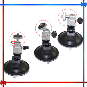 Car Camera Suction Cup Mount