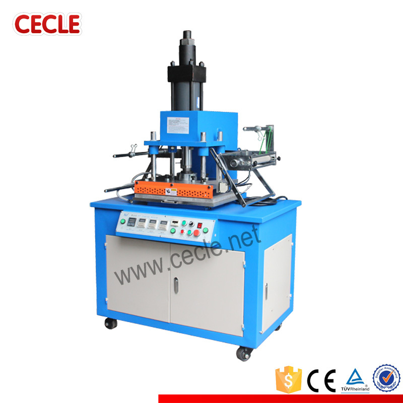Factory plastic pvc card printer embosser