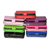 2 in 1 Wrist Zipper PU Leather Wallet Mobile Phone Bag Case with Card Slot for iphone 4 4s