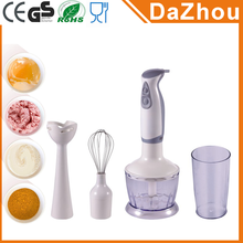 High Quality Electric Multiy-Function Immersion Hand Blender