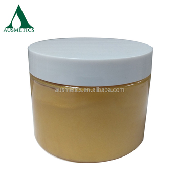 Best selling natural golden collagen crystal facial mask cosmetic facial mask