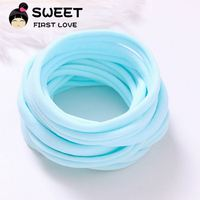 Simple Style Kids Birthday Party Headdress Headband Kids Hairband Headwear