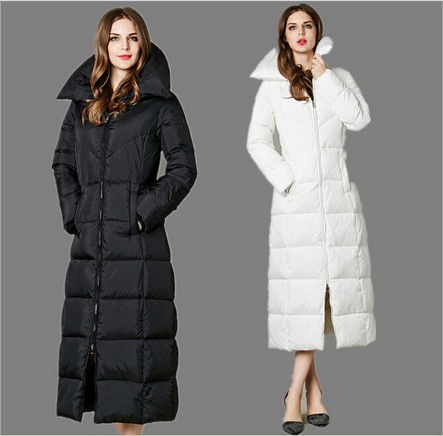 2d0d0457550 Abrigo largo mujer plumas – Chaquetas de hombre y mujer 2019