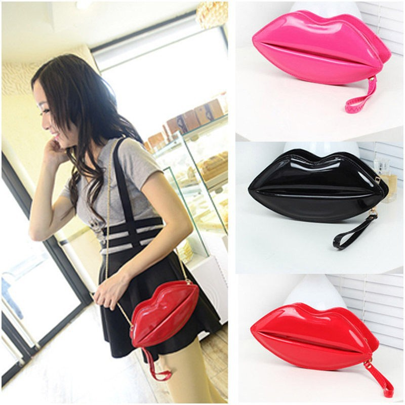 Get Quotations 2017 Summer Tide Bag Y Red Lips Banquet Bags Lip Handbag For Women Single Shoulder