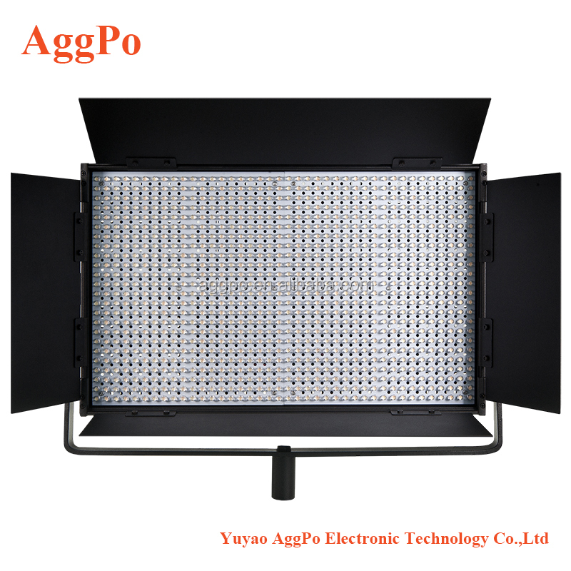 LB-103D-58W, CRI95+ Powerful LED Studio light Dimmable Panel Light for Video Film shotting, V-mount,Wireless remote control 05