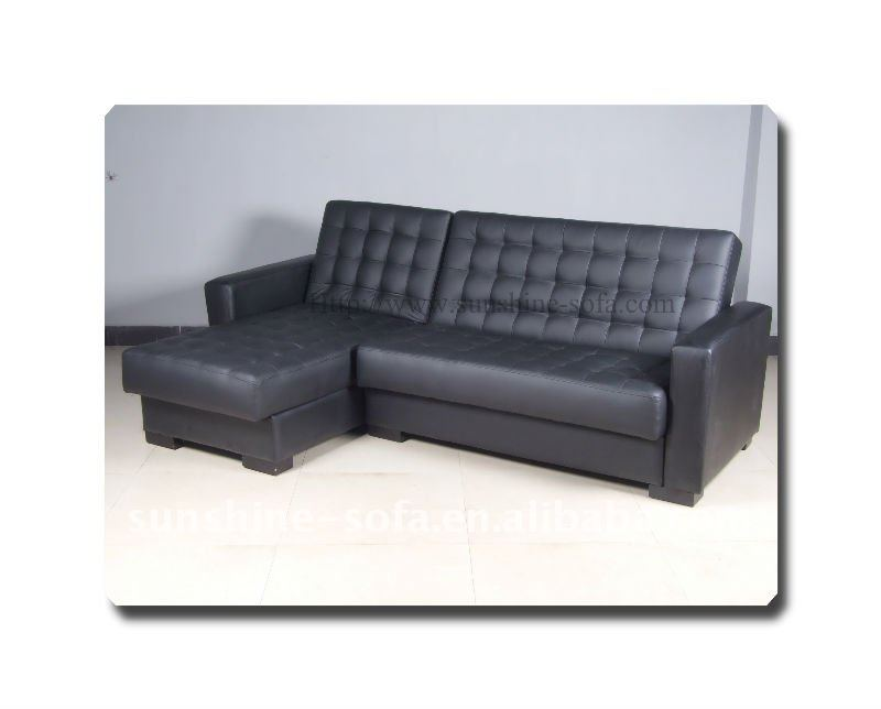 Corner Group Sofa Beds With Storage Box