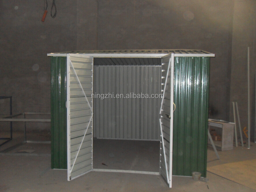 Motorcycle Shed In Yard / 10x8ft Garden Shed Outside