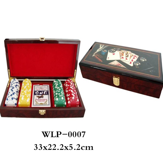 Qualità Top Texas Hold 'em Chip con Confezione regalo