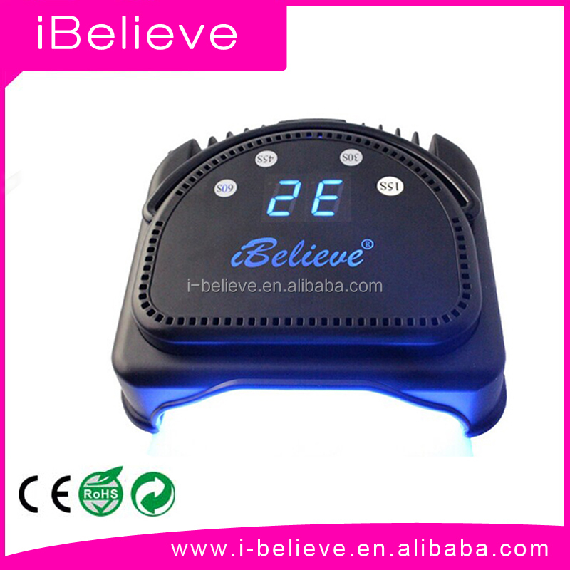 2016 Professional High Performance LED Gel Nail Lamp i believe nail lamp