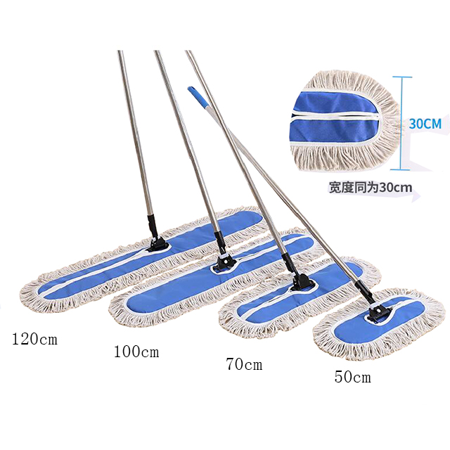 Floor easy cleaning cotton mop