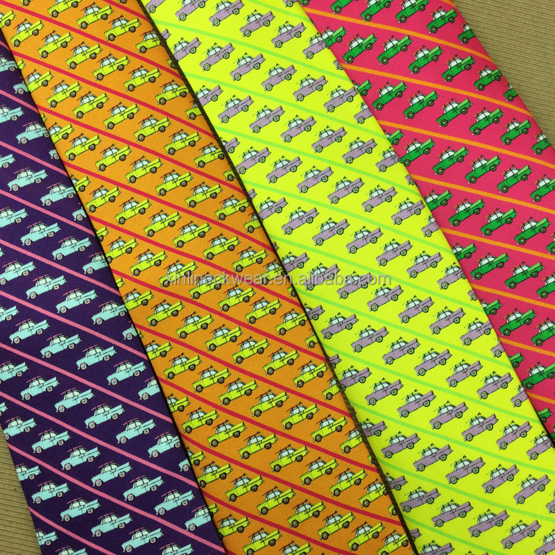 Perfect Knot 100% Handmade Printed Wholesale Mens Neck <strong>Tie</strong> in Silk