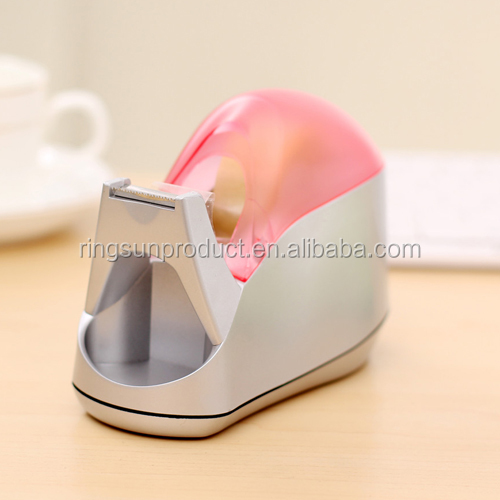Tape dispenser school supplies school stationery