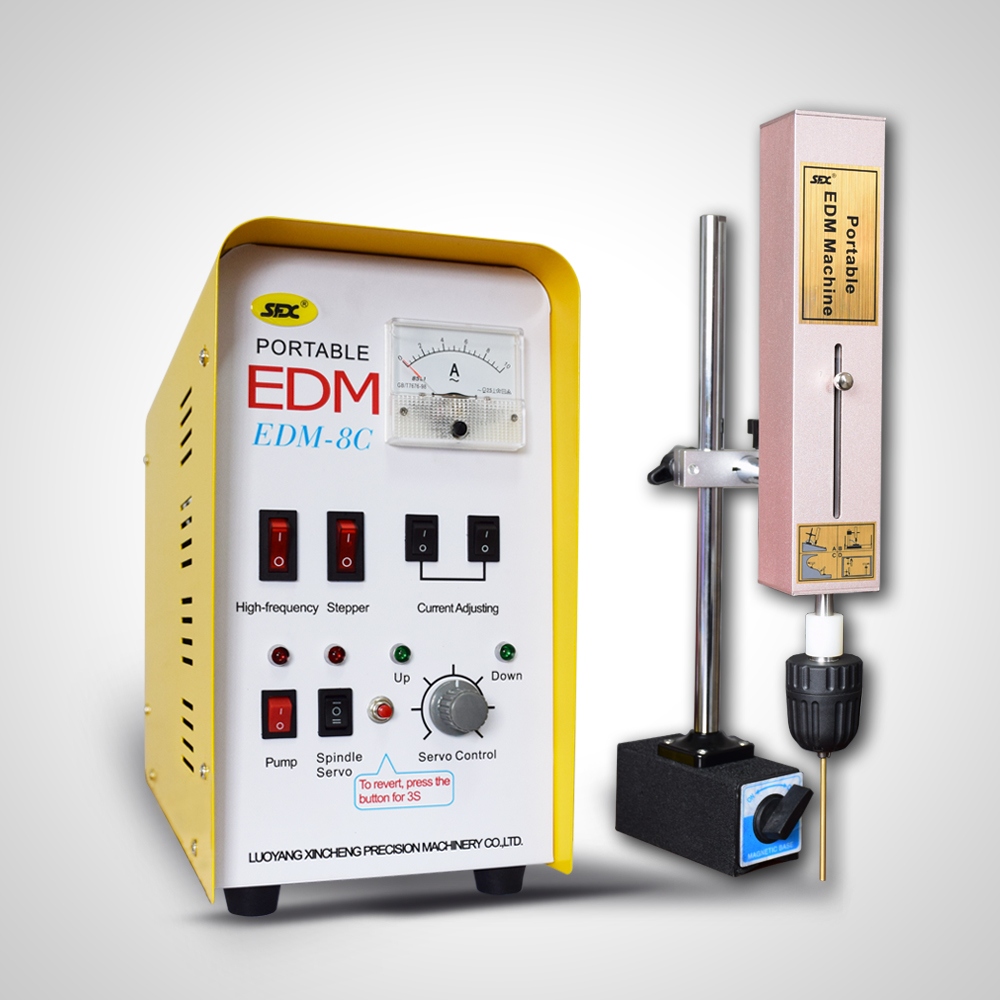 Máquina EDM p/ fios