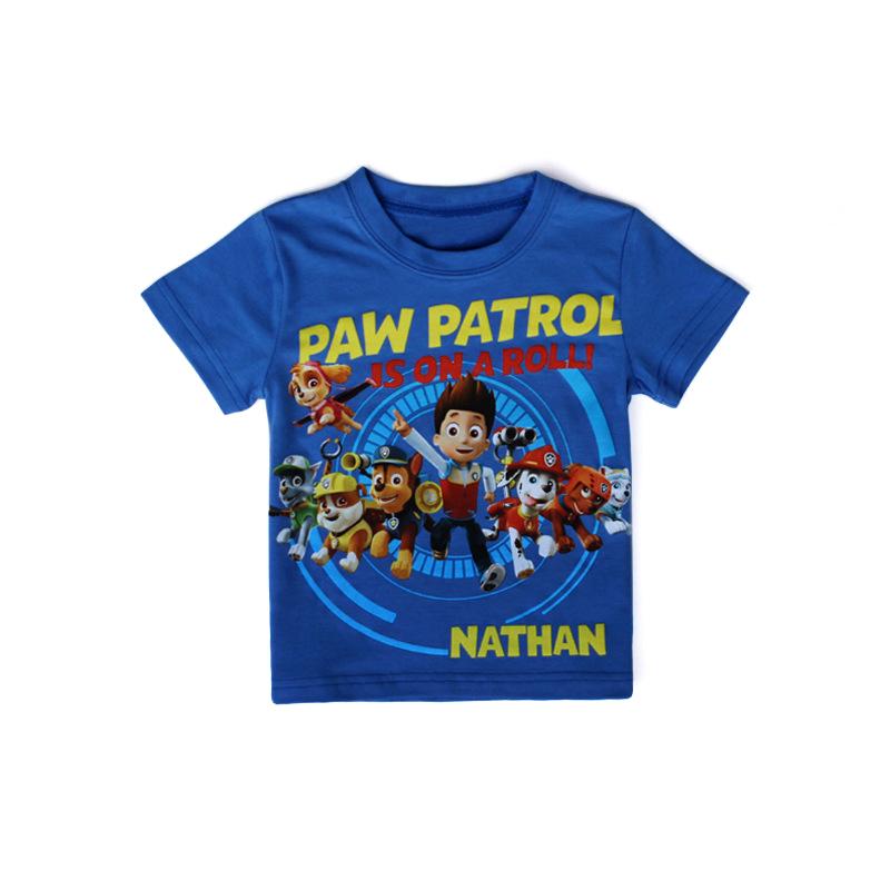 cd0d43812 2 6 Year 2016 Summer New Cartoon Children T Shirts Boys .