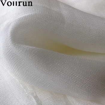 Greige Silk Voile Sheer Fabric Wholesale From Factory 8mm