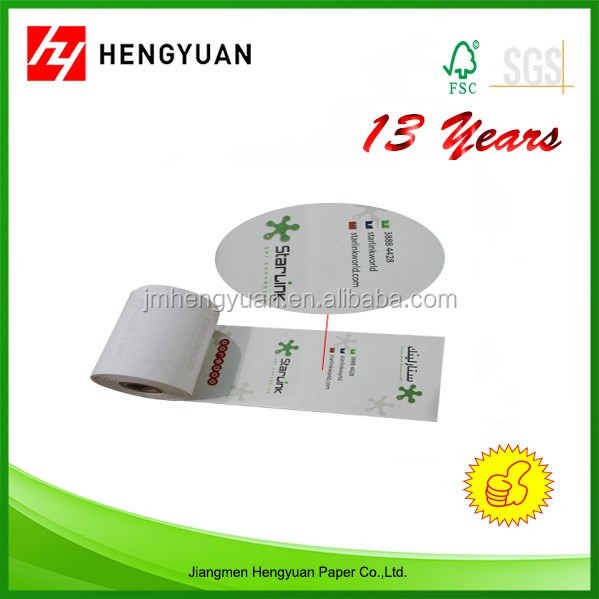 Customized Best ATM self service payment system machine thermal paper receipt