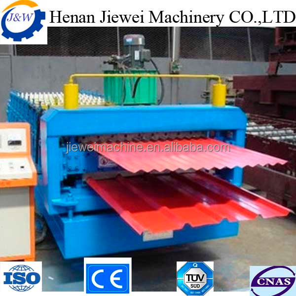 JW120A Lamina JW-72 roll forming machine for roofing sheet tile press