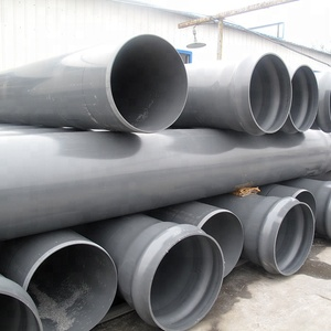 food grade 8 inch plastic pvc water pipe
