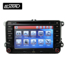 Good quality 2din 7inch HD touch screen car multimedia player with gps for vw