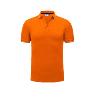 High Quality Sports Custom Embroidery Slim Fit Blank Polo T Shirts For Men