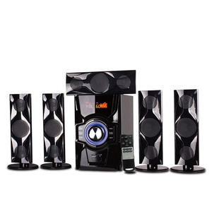 Active Professional Home Theater Speaker Bluetooth Receiver Music Audio 5.1 Surround Sound System