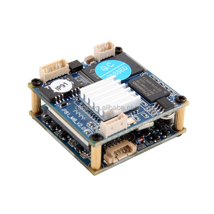 Best quality WDR 3MP Camera Module DM368+AR0331 CCTV camera module 1080P