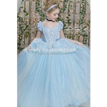 2014 grosshandel gefrorenes elsa kostum mit hochwertige kinder madchen fancy prinzessin kostume marchen madchen