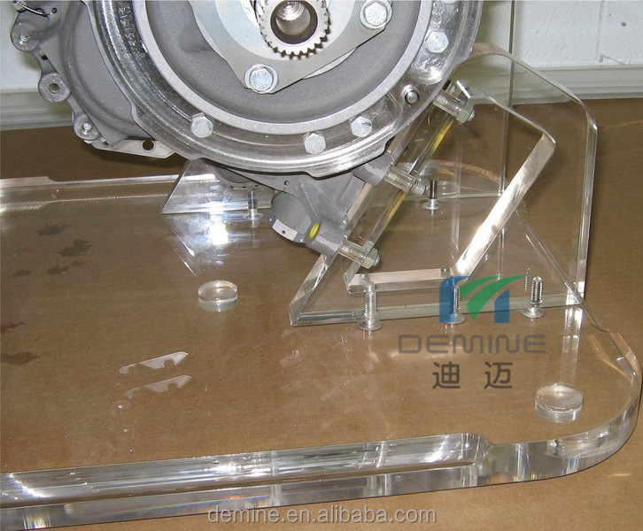 Polycarbonate CNC processing part with high heat resistance