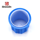 Portable Ice Cube Maker Genie Silicone Ice Trays Wine Cooler Holder With Lid