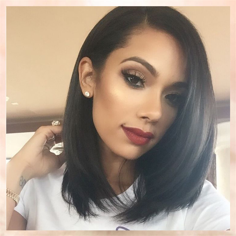 Admirable Compare Prices On Wavy Virgin Short Hair U Part Wig Online Hairstyle Inspiration Daily Dogsangcom