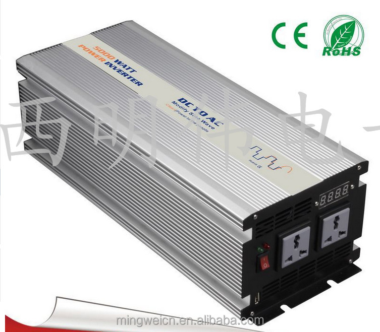 220v 12v transformer solar Grid inverter 60 hz 5000w 1500w 500w