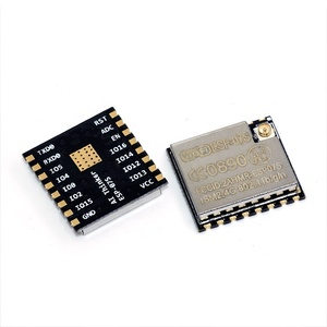 Serial Port to WIFI Module ESP-07S ESP8266