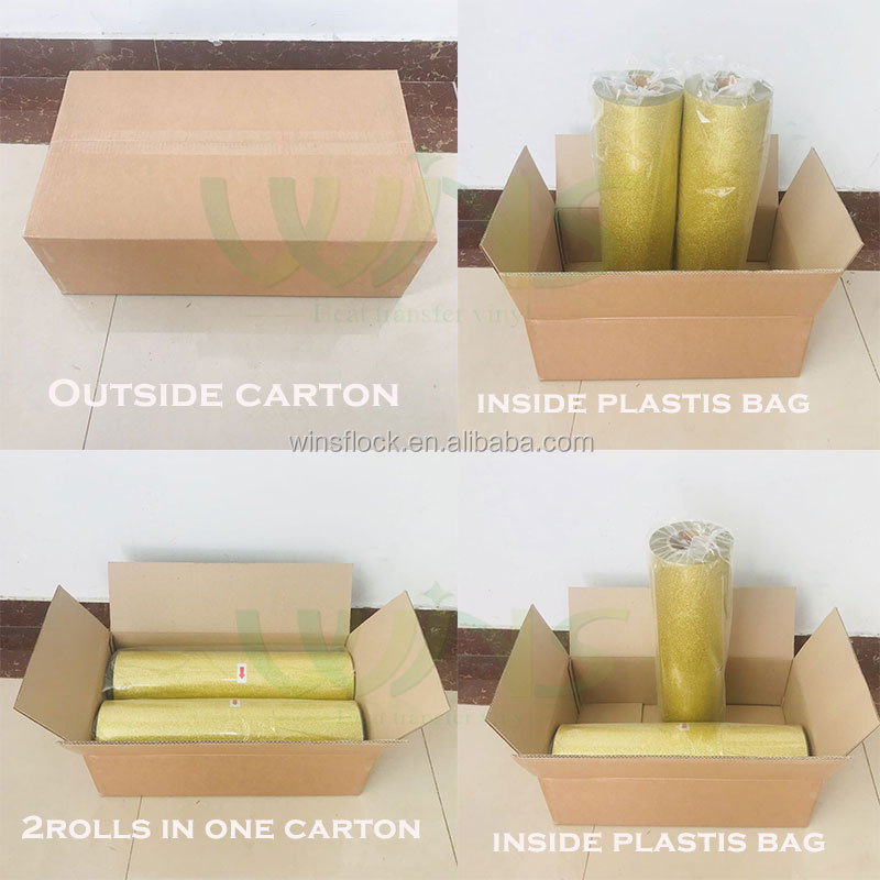 Korea Hochwertige Glitter Heat Transfer Vinyl Großhandel Glitter Vinyl schneiden