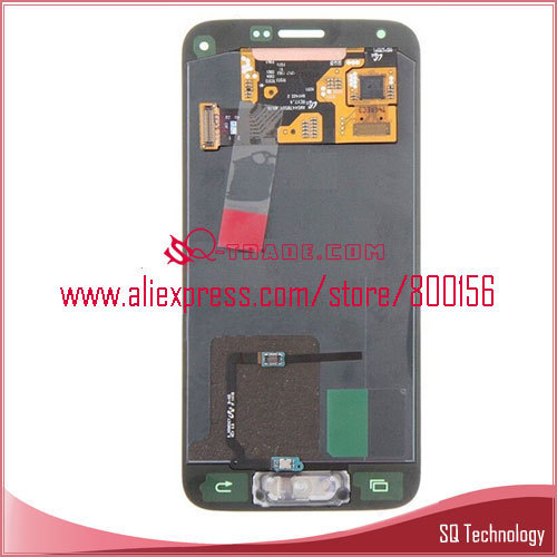 High quality Mobile LCD for Samsung S5 Mini G800 Lcd Screen Touch Digitizer Display