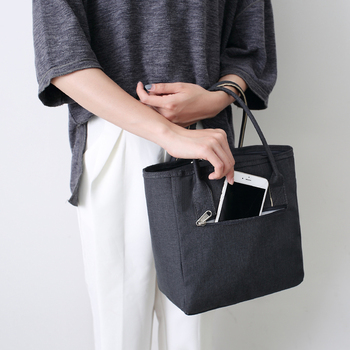 Whole Travel Luxury 600d Polyester Canvas Ping Fitness Food Wine Tote Bag Foods Lunch