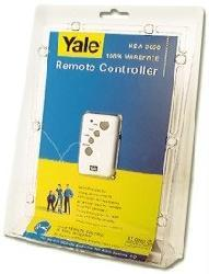 Yale HSA3060 Alarm Remote Control Wirefree