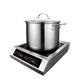 Pre-set time 3500w induction cooker halogen cooker for keep warm