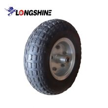6 inch10 inch pu foam rubber wheel tyre